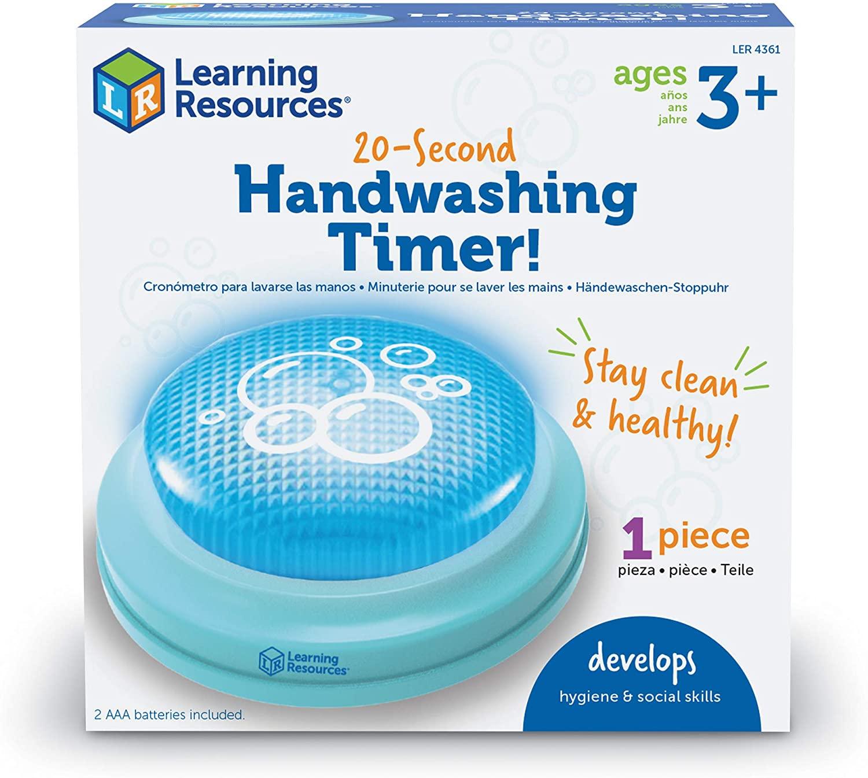 20-Second Handwashing Timer