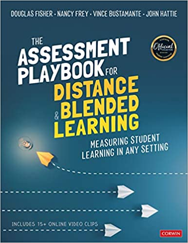 The Assessment Playbook for Distance & Blended Learning