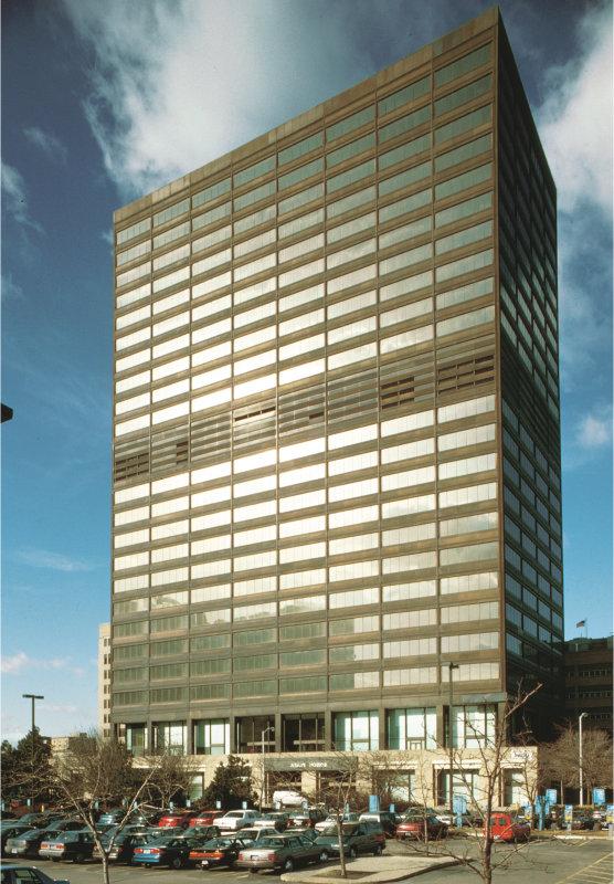 Detroit Edison Building - AFTER