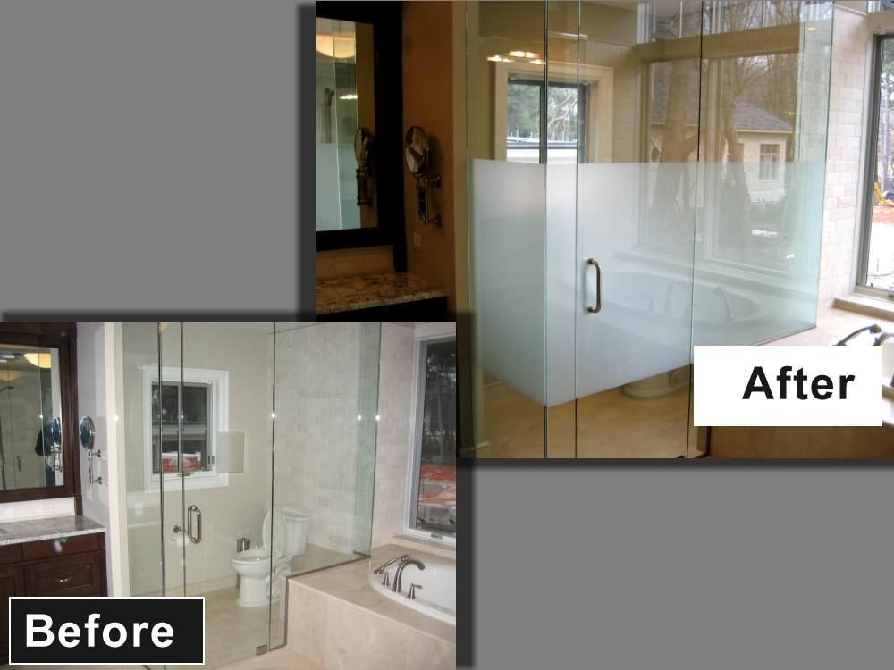 Doors Window Tinting - Toilet_1