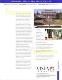 Protecting value with window treatments