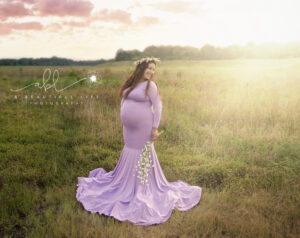 Little Rock, AR Maternity and Newborn Photographer A Beautiful Life Photography|maternity bump to baby photography