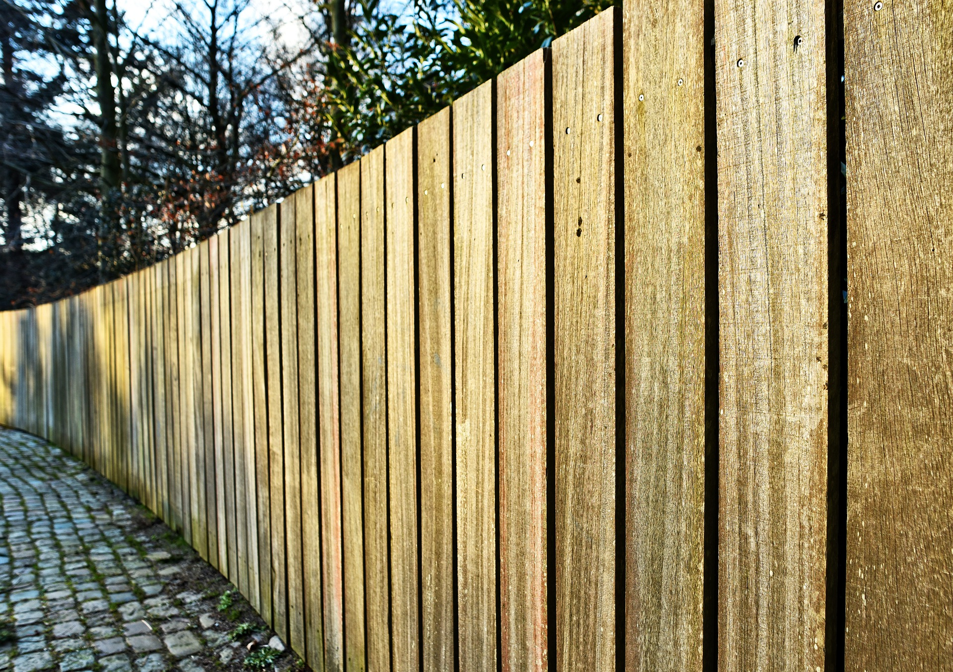 Privacy Wood Fence
