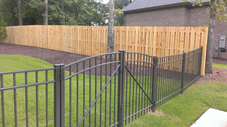 Fences Greenville SC