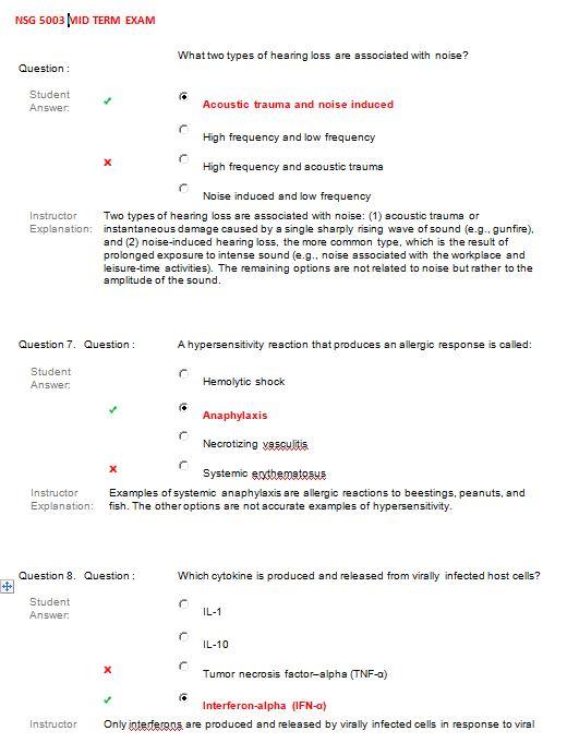 nsg 5003 midterm exam