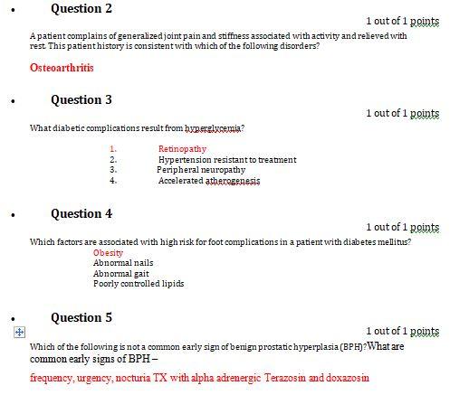 nurs 6531n final exam