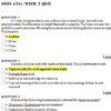 nurs 6541 week 5 quiz
