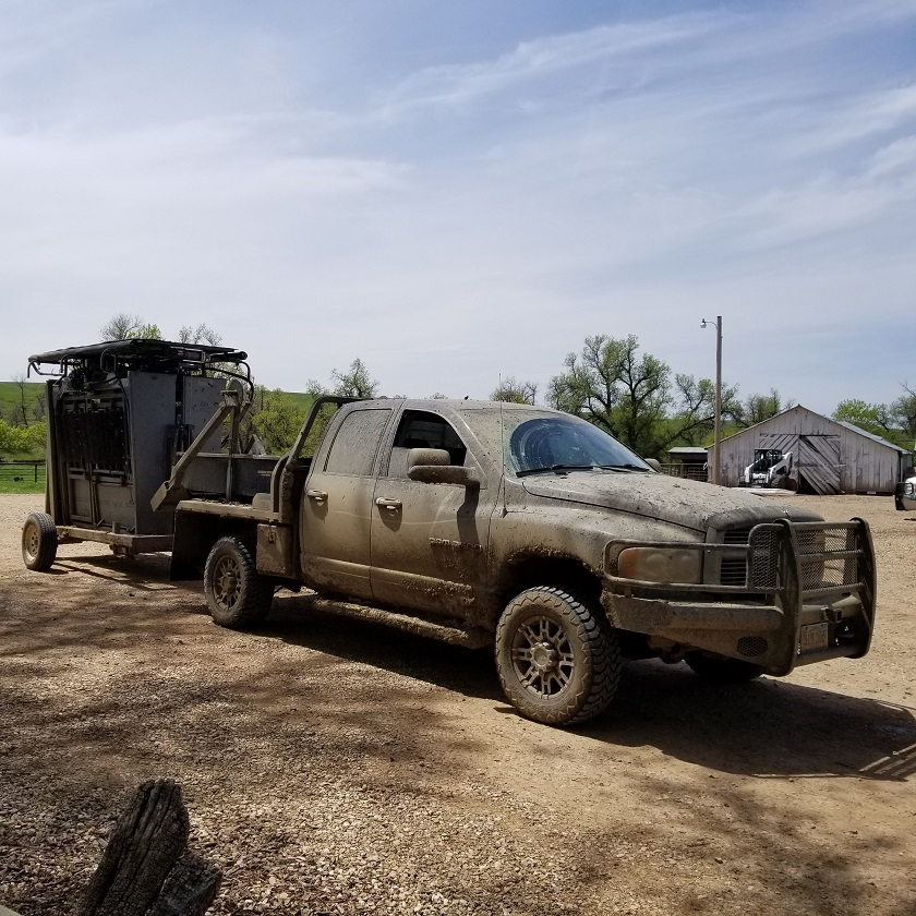 Portable Silencer and Hydrabed Pickup