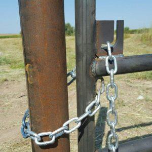 Chain Latch for Linn Gates