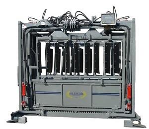 Heavy Duty SILENCER Hydraulic Chute