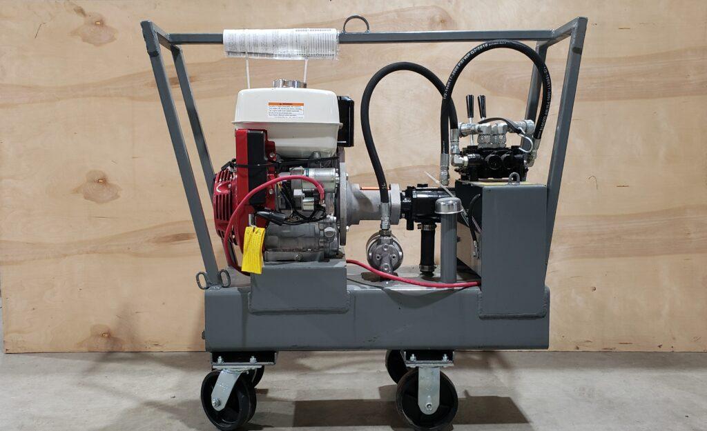 12 HP Gas Power Unit