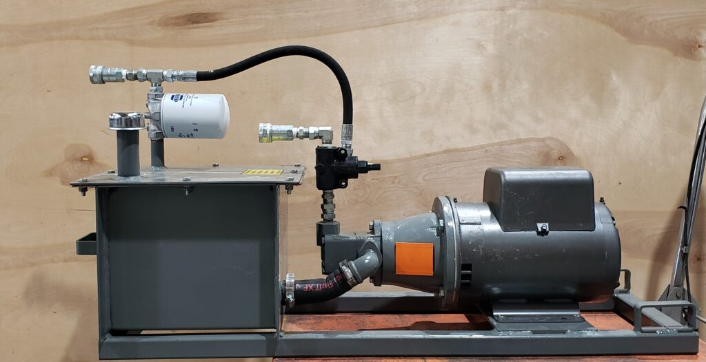 5HP Electric Power Unit