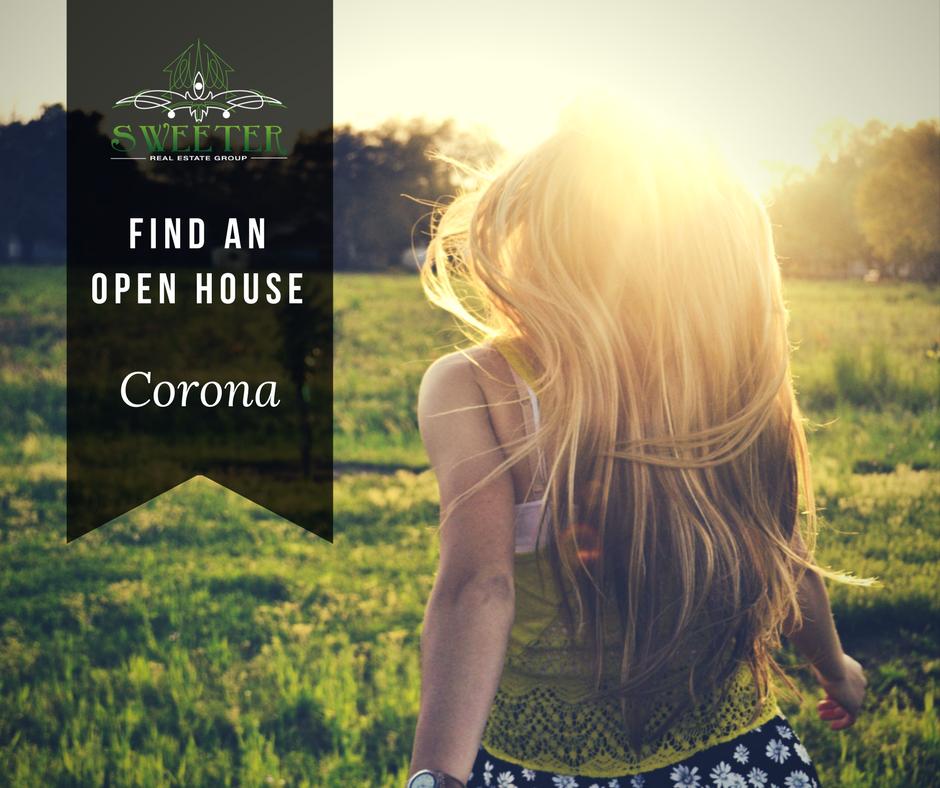 Corona  Open House List