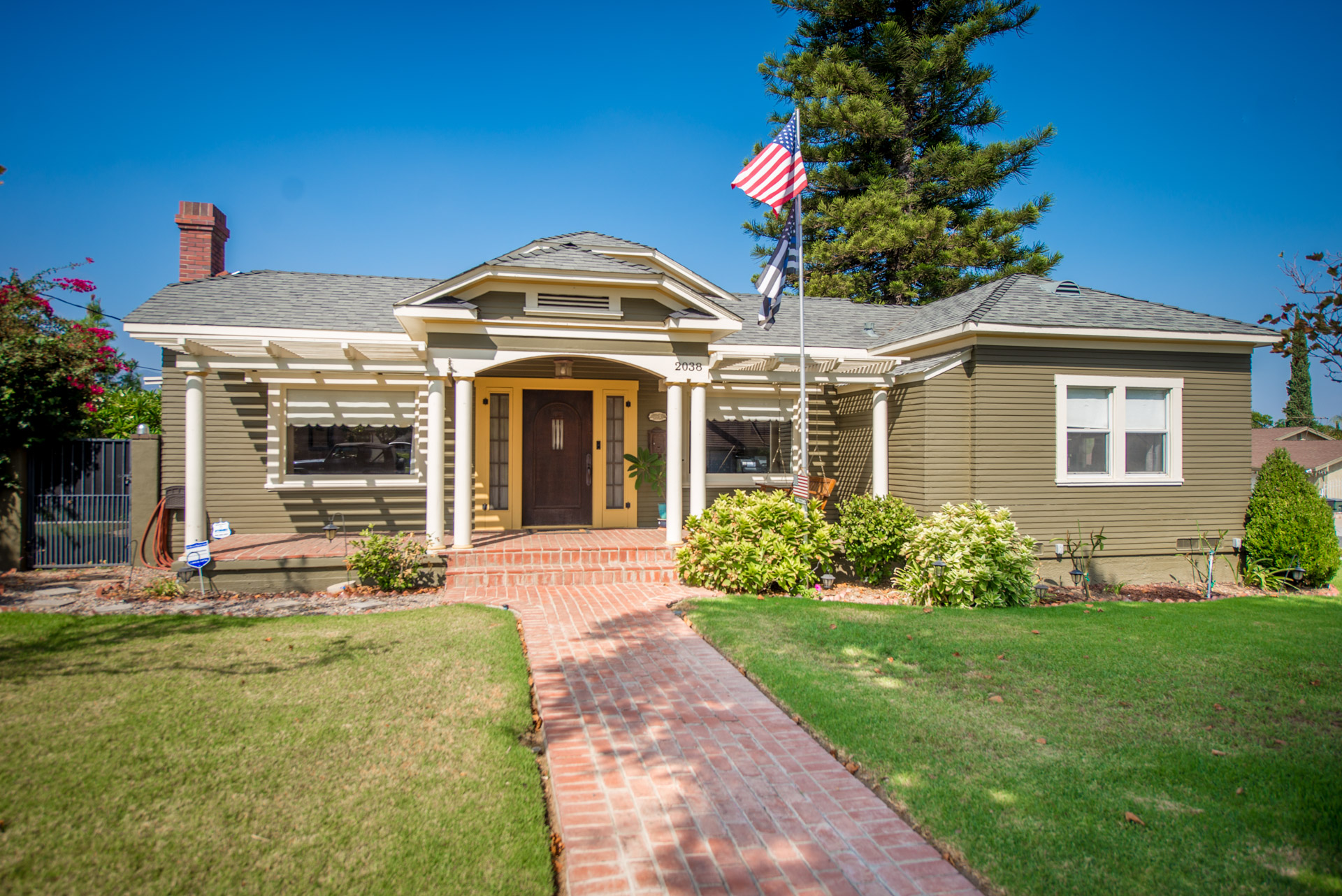 Craftsman House In Corona SOLD!