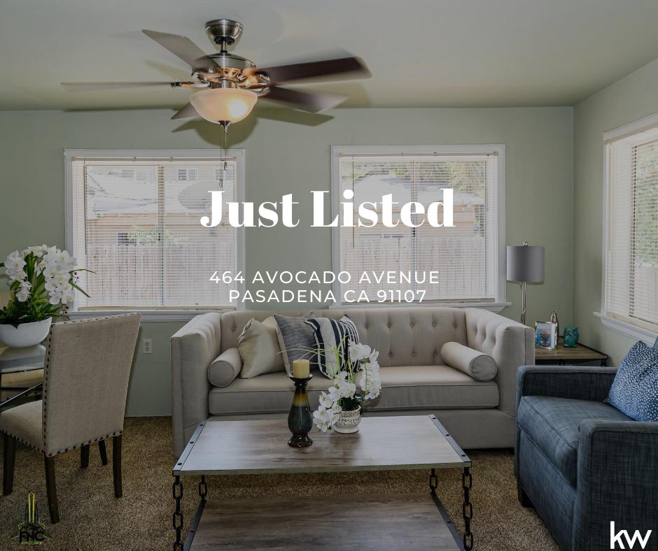 464 Avocado Avenue | Pasadena House For Sale