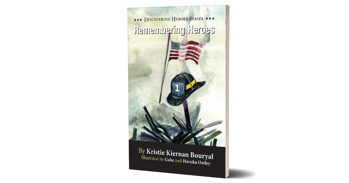 """Book Cover of """"Remembering Heroes"""""""
