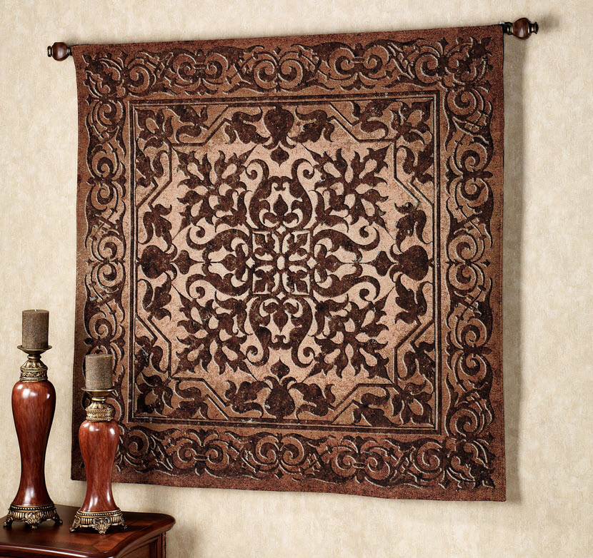 Acoustic Benefits of Tapestry Fabric Wall Hanging