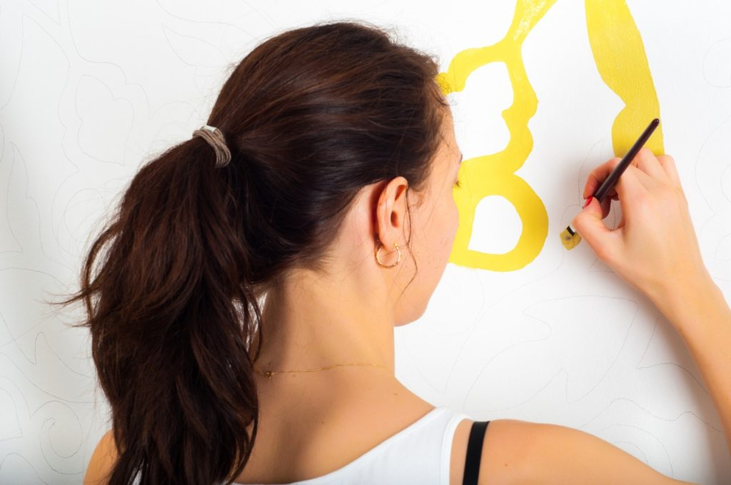 DIY Home Improvements Painting