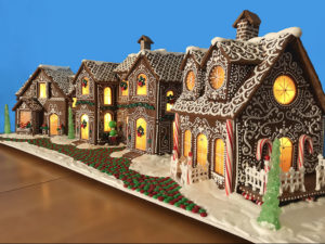 Spectacular Gingerbread Houses