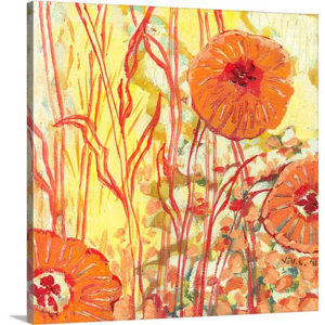 One Summer Day by Jennifer Lommers Art Print on Canvas