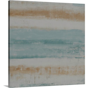 Seaview by Erin Ashley Art Print on Canvas