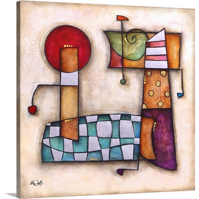 Kela by Eric Waugh Painting Print on Canvas
