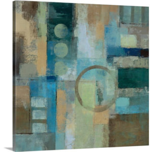 Focal Point by Silvia Vassileva Art Print on Canvas