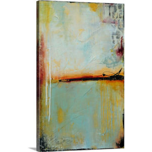 East Bay by Erin Ashley Art Print on Canvas