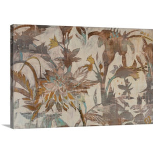 Its a Jungle Out There by Liz Jardine Art Print on Canvas