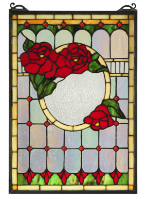 Morgan Rose | Stained Glass Window