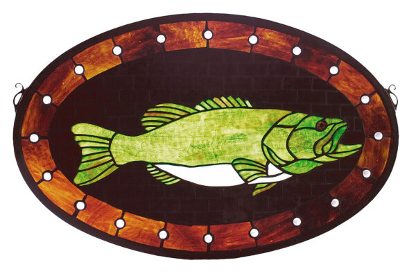 """Bass Plaque 