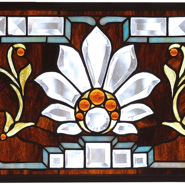 """Beveled Ellsinore Transom 