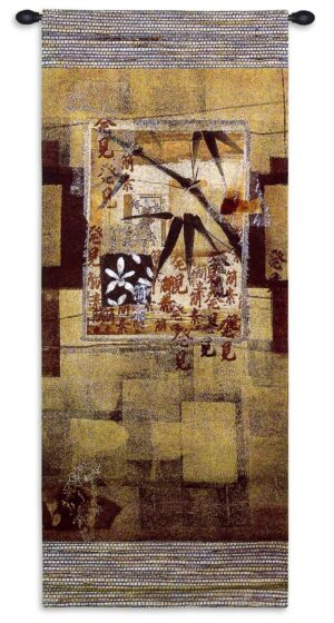 "Bamboo Inspiration I | 23"" x 52"" 