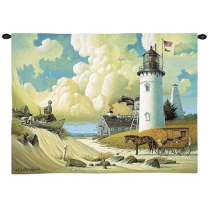Dreamers by Charles Wysocki | Wall Tapestry | 34 x 26