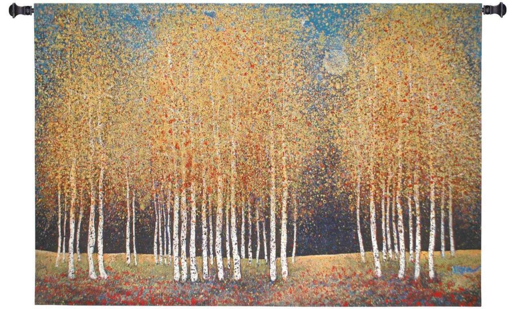 Golden Grove by Melissa Graves Brown | Art Tapestry