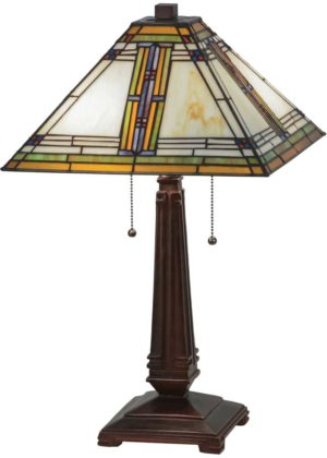 "23""H Nevada Accent Lamp"