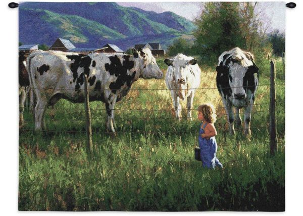 """Anniken and the Cows 