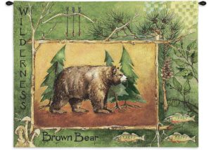 "Brown Bear | 34"" x 26"" 