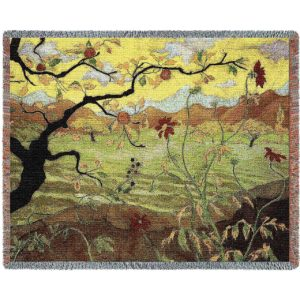 """Apple Tree With Red Fruit 