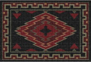 Taos | Set of 6 Southwest Tapestry Placemats