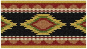 Espanola | Set of 6 Southwest Tapestry Placemats