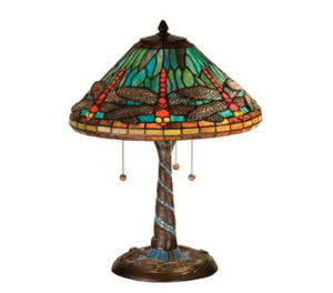 Dragonfly Cone Accent Lighting