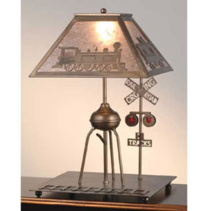 Train Table Decorative Lamp