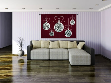 Celebrate the Season with Christmas Tapestries