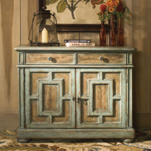 Hammary Hidden Treasures Door Cabinet