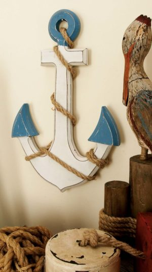 Breakwater Bay | Scituate Anchor Nautical Wall Decor