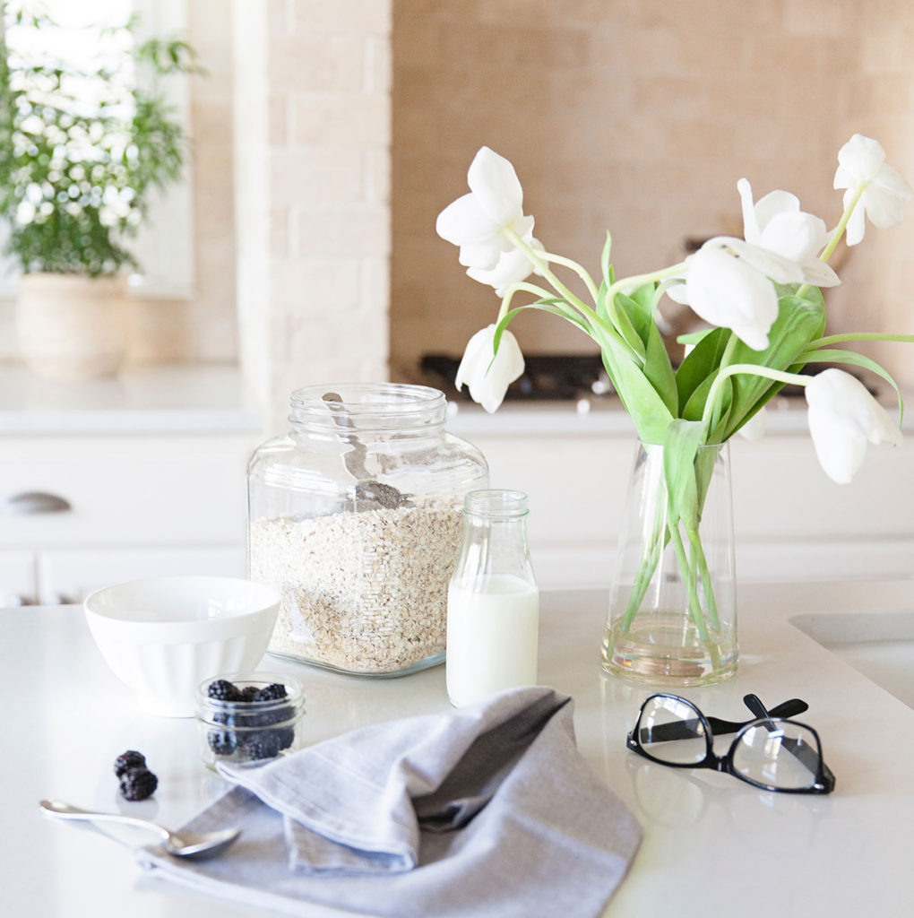 Kitchen Decor Tip #5 - Selecting the Finishing Touches