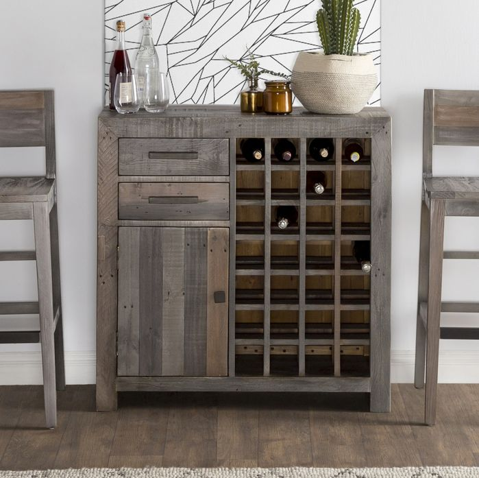 Combination Wine Cabinets