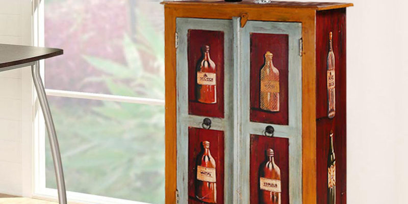 Wine Cabinets Store Your Wine with Style