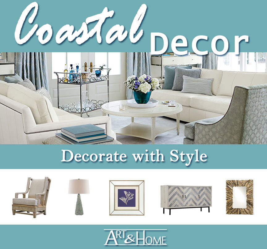 Shop Coastal Furniture & Home Decor Accents